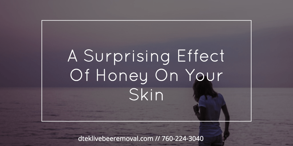 Effect of Honey On Your Skin
