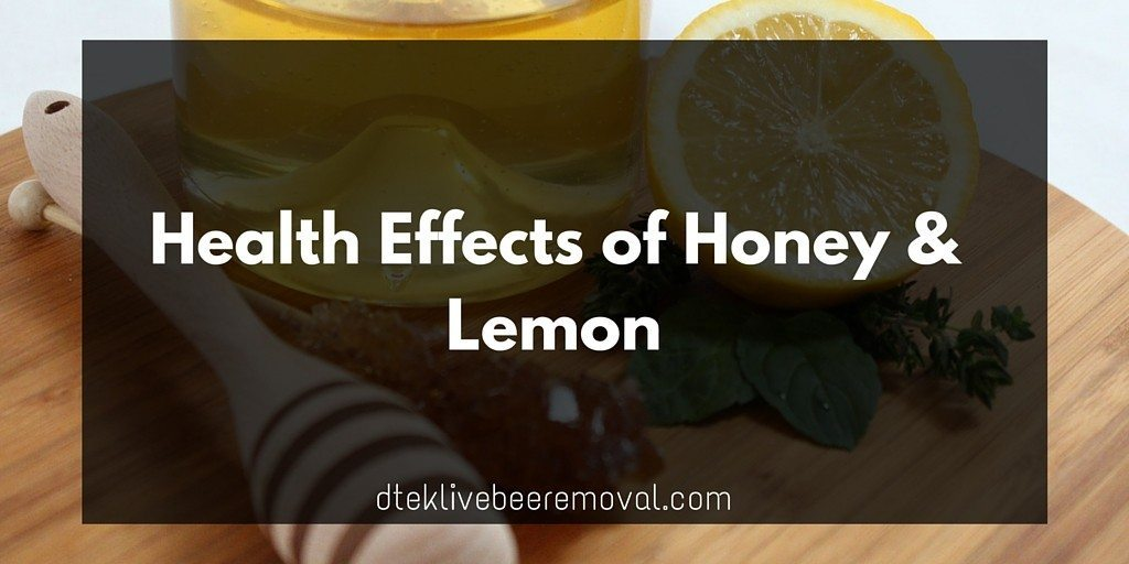 Health Effects of Honey & Lemon