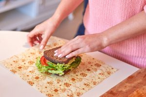 use for beeswax food wrap